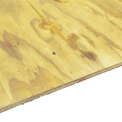 "23/32""x4'x8' CD PRS/RS Treated Plywood (3/4"")"
