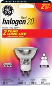 20 Watt GU10 Halogen Indoor Floodlight