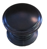 "1-1/4"" Estate Knob - Classic Bronze"