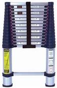 3.5' - 15.5' Telescoping Aluminum Ladder Type II
