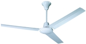 "Caribbean 56"" Industrial Ceiling Fan -  Gloss White"