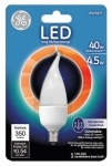 4.5 Watt LED Frosted Candle Shaped Light Bulb