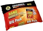 GrabberHand Warmers - 10 Pairs