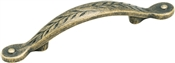 Amerock BP1580R2 Cabinet Pull, Zinc, Weathered Brass