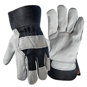 True Grip, Large, Men's, Pigskin Leather Palm Glove