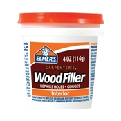 Elmers E847D12 Paintable Wood Filler, 0.25 pt