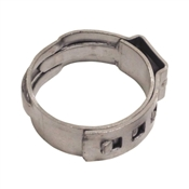 Apollo PXPC15PK Pinch Clamp, Stainless Steel