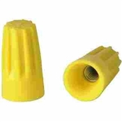 100 Pack Yellow Wire Connector