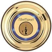 LOCK ELECTRONIC KEYFOB POLBRSS