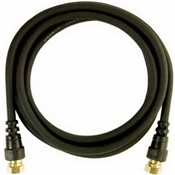 6' F Connector Coaxial Cable