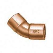 "1/2"" Copper 45 Degree Elbow"