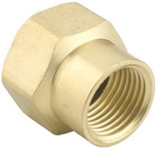 "1/2""x3/4"" Hose Connect"