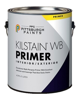 Shop Kilstain Wb Interior Exterior Acrylic Latex Primer 1