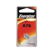 Energizer Alkaline Battery, A76 Battery, Manganese Dioxide, 1.5 V Battery