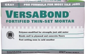 Versabond Fortified Thin-Set Mortar Gray 50 lbs