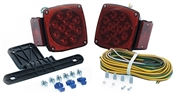 LED Subm Trailer Light Kit