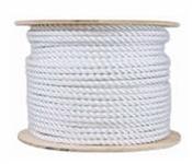 """1/2""""X250' Yellow Braid Rope"""