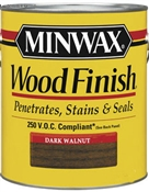 Wood Finish Oil Based Dark Walnut 1/2 Pint