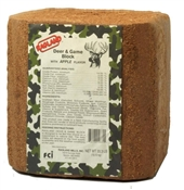 Deer & Game Block with Apple Flavor - 33.3 Lb