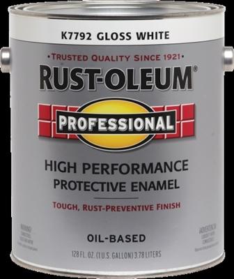 Shop Rustoleum Professional High Performance Oil Based Rust