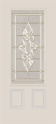 3068L  Heirloom Fullview Steel Singlehung Door