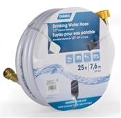 Tastepure 25' Fresh Water Hose - Heavy Duty