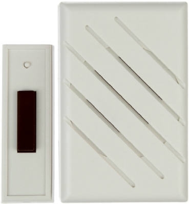 Basic Battery Door Chime