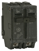 GE Industrial Solutions THQL21100 Type THQL Feeder Circuit Breaker, 120/240 V, Non-Interchangeable Trip