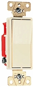 Legrand Ivory 20 amp decorator style single pole switch 120/277 volts