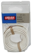 "30"" White 16AWG Primary Wire"