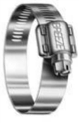 """Stainless Steel Clamp 1""""-1-1/2"""""""