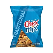 Chex Mix CMT8 Traditional Snack Food, 3.6 oz Bag