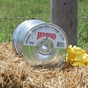 Electric Fence Wire 17 Gauge 1/4 Mile - Galvanized Steel