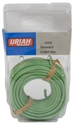 "20"" Green 14AWG Primary Wire"