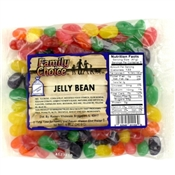 Family Choice 1153 Chewy Jelly Bean Candy, 9.5 oz