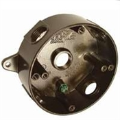 Hubbell 5361-2 Box, Lug Mounting, Aluminum