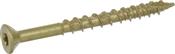 """Multi-Material Exterior Screw, #8 x 2"""", 20-Count pack"""