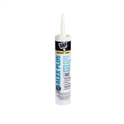 Alex Plus Acrylic Latex Caulk Plus Silicone Antique White 10.1 Ounce