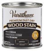 Varathane Fast Dry Ebony Wood Stain Hp