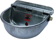 Galvanized Stock Waterer