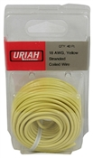 "40"" Yellow 18AWG Primary Wire"