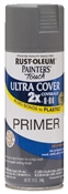 2X Painter's Touch Spray Paint Gray Primer