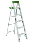 6' Aluminum Type II Step Ladder