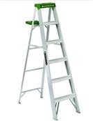 6' Aluminum Type II Step Ladder