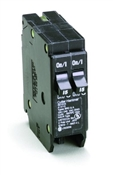 15/15 Amp 1-PoleType BD Twin Circuit Breaker BD1515