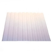 8' PolyCarbonate Panel White Translucent