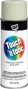 Touch N' Tone Spray Paint - Flat White