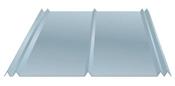 8' Galvalume 5V-Crimp 29 Gauge Metal Panel