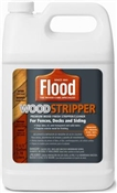 Flood Premium Wood Finish Stripper and Cleaner 1 Gallon