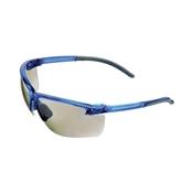 Flexible Temple Safety Glasses Inside/Outside